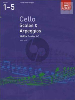 Cello Scales & Arpeggios