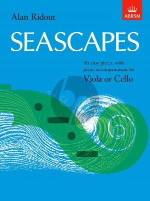 Ridout Seascapes for Viola or Cello and Piano