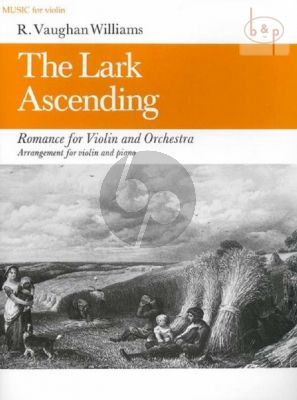 Vaughan Williams The Lark Ascending (Romance) Violin-Piano