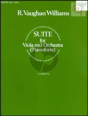 Suite for Viola and Orchestra