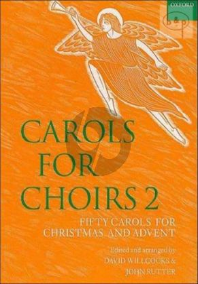 Carols for Choirs Vol.2