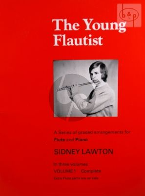 The Young Flautist Vol.1 Flute-Piano