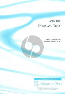 Trew Duets and Trios for Cellos