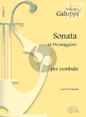 Sonata C-major for Harpsichord