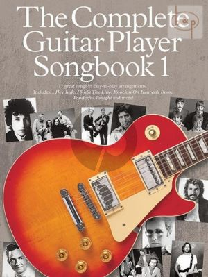 The Complete Guitar Player Songbook Vol.1
