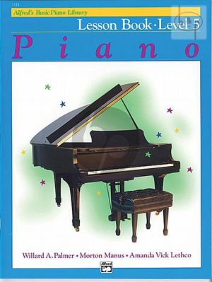 Lesson Book Level 5 Piano