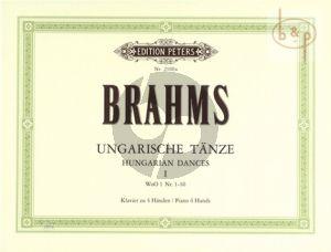 Ungarische Tanze Vol.1
