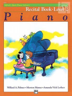 Recital Book Level 2 for Piano
