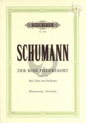 Der Rose Pilgerfahrt Op.112 (Soli-Choir-Orch.) (text Moritz Horn)
