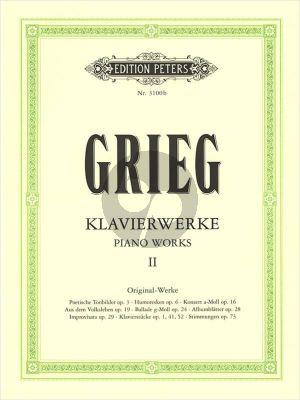 Klavierwerke Vol.2 Originalwerke