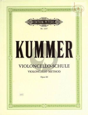 Schule op.60 Violoncello