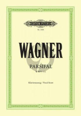 Wagner Parsifal (Oper 3 Akten) WWV 111 Klavierauszug (Felix Mottl)