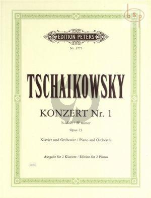 Concerto No.1 B-minor Op.23