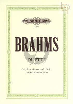 Duette Op.20 - 61 - 66 - 75