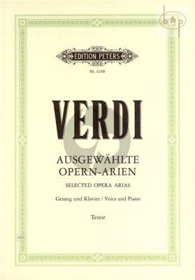 Ausgewahlte Opern-Arien (Tenor)