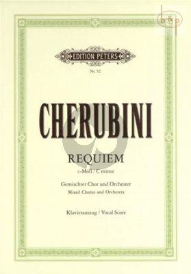 Requiem c-minor (Choir-Orch.)