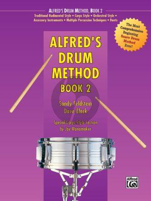 Alfred's Drum Method Vol. 2 (Book)