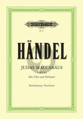 Handel Judas Maccabeus HWV 63 KA