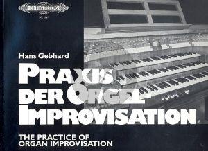 Gebhard Praxis der Orgelimprovisation