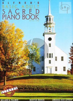 Sacred Book Level 1 Piano