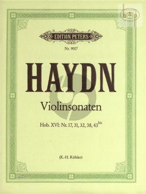 Sonaten Violin-Piano