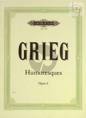 Humoresques Op.6