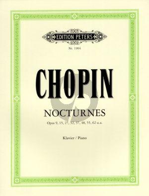 Chopin Nocturnes Klavier (Herrmann Scholtz und Bronisław von Pozniak)