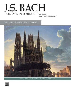 Bach Toccata D-minor (Willard A. Palmer)