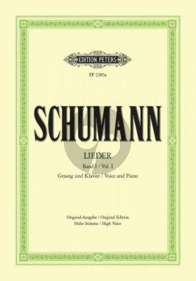 Lieder vol.1 Hoch (Original-Ausgabe)