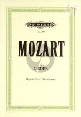 Lieder Auswahl Original Edition (Hoch)