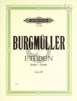 18 Etuden Op.109 Klavier