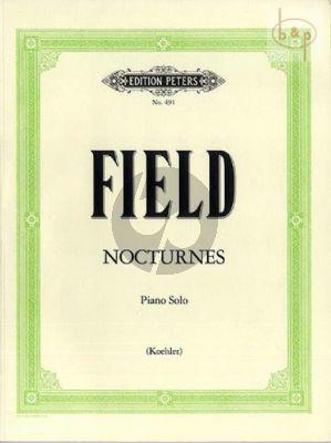 Nocturnes Piano solo