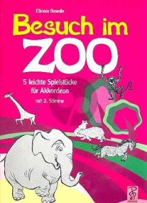 Benedix Besuch im Zoo 1-2 Akkordeons