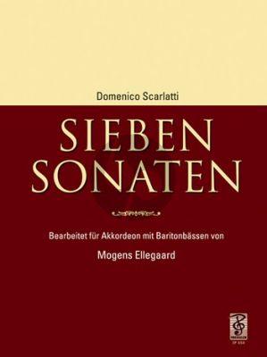 7 Sonaten Akkordeon