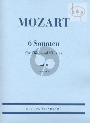 6 Sonaten Vol.2 (KV 13 - 14 - 15)