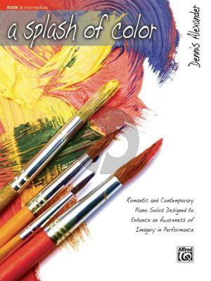 Alexander Splash of Colour Vol.2 Piano
