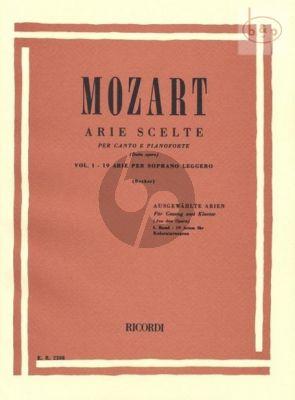 Selected Arias Vol.1 (Soprano Leggero- Koloratursopran)