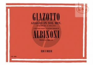 Adagio g-minor Organ