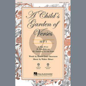 A Child's Garden of Verses (Set I) - Cello