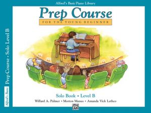 Alfred Prep Course Solo Book Level B
