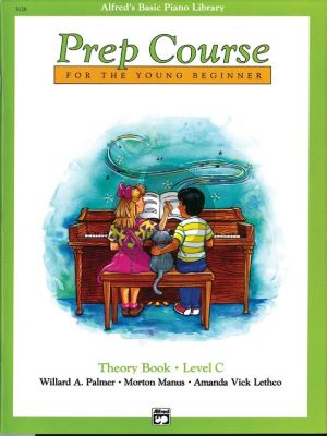 Alfred Prep Course Theory Book Level C