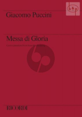Messa di Gloria (Soli-Choir-Orch.)