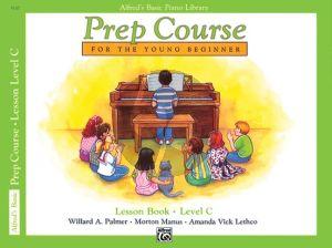 Alfred Prep Course Lesson Book Level C (Basic Prep Course)