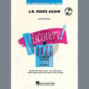 J.B. Rides Again - Alto Sax 1