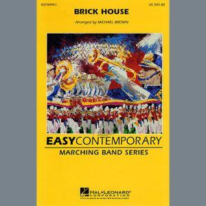 Brick House - Baritone B.C. (Opt. Tbn. 2)