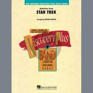 Selections from Star Trek - Flute