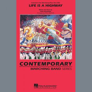 Life Is A Highway - Bb Tenor Sax
