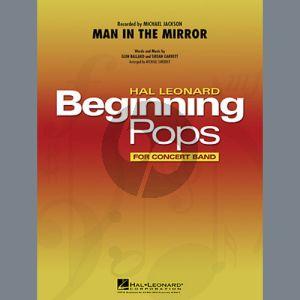Man In The Mirror - Percussion