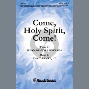Come, Holy Spirit, Come! - Hand Drum