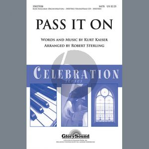 Pass It On - Synthesizer (opt.)